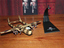 1:200 Scale UK 1970 Armstrong Whitworth AW660 Argosy Airfreighter Metal Model