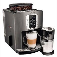 Krups EA860E One Touch Automatic Espresso Machine Smart App BT controlled NEW