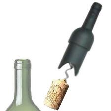 Utensilios de vino y bar rojos de plástico