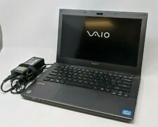 Sony Vaio SVS13AB1GL, i7-3520M@2.90GHz, 512GB SSD, 12GB RAM, No O/S