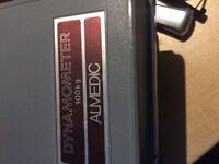 Dynamometer 100 kg Almedic HAND GRIP  WITH CASE