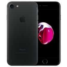 "Móvil Apple iPhone 7 32GB Negro Reacondicionado 4.7"" IOS"