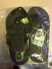 3217f57bf08 BN Genuine Tagged SANUK BEER COZY Brown Mens Size 8 Flip Flop Sandal