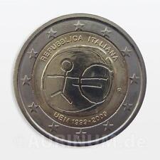 2 Euro Italia 2009 10 Anni EWU EMU