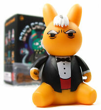 Kidrobot BAND CAMP 3000 LABBITS Mini Series JOHNNY BEETHOVEN Vinyl Figure Labbit
