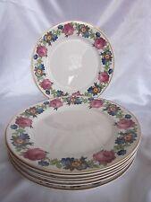 """Mid Century Royal Gustafsberg Sweden  Dinner Plate 10.5"""""""