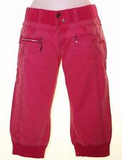 Bnwt Women's Oakley Flashback Stretch 3/4 Capri Pants Jeans UK Size 4 Skinny Fit