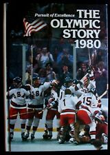 1980 PURSUIT OF EXCELLENCE: THE OLYMPIC STORY BY ASSOCIATED PRESS & GROLIER #3