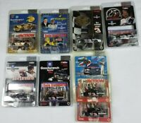 Action #3 Dale Earnhardt Multiple Awarded 1:64 Die Cast Lot of 8 Collectibles