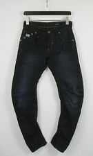 G-STAR RAW ARC 3D SLIM Men's W29/L32 Twisted & Arched Dark Blue Jeans 22091_JS