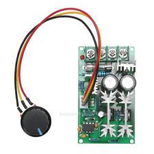 12V/24V/36V/48V/60V 1200W 20A PWM DC Motor FAN Temperature Control Speed Switch