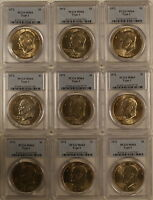 """1972 Eisenhower """"Ike"""" Dollar Coin, PCGS MS-64 Type 1 *PRICE FOR ONE COIN ONLY*"""