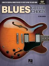 Blues Guitar Chords - Learn the Essential Chords You Need to Start Pla 000696483