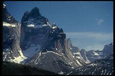 735023 cuernos montagne Patagonia Argentina A4 FOTO STAMPA