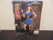"New Sexy ""Late Night Patrol""  Costume Police Women Size Medium"