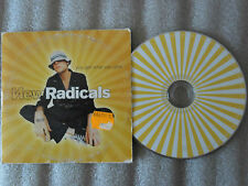 CD-NEW RADICALS-YOU GET WHAT YOU GIVE-TO THINK I THOUGHT-(CD SINGLE)99-2TRACK