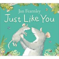 (Good)-Just Like You (Paperback)-Fearnley, Jan-1405272694