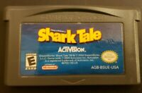 DreamWorks' Shark Tale (Nintendo Game Boy Advance, 2004) Cartridge Only GBA