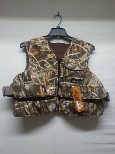 Tanglefree hunting neopreneWader Vest Max 4 drake duck waterfowl banded avery