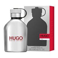 Hugo Iced 4.2 Oz Eau De Toilette Spray by Hugo Boss for Men NEW SEALED BOX