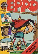 STRIPWEEKBLAD EPPO 1976 nr. 27 - ASTERIX (COVER)/TRIGIE/DE GENERAAL/AGENT 327