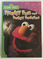 Firefly Fun and Buggy Buddies - Sesame Street New DVD