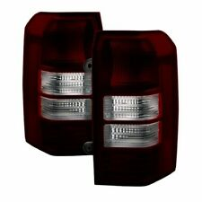 Spyder Auto For Jeep Patriot 08 17 Tail Lights Red Smoke Pair 9031694 Fits 2012 Jeep Patriot