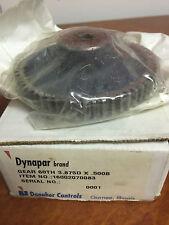 Dynapar 16002070083 60 Tooth Gear Wheel