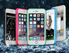 WATERPROOF SHOCKPROOF DIRTPROOF CASE COVER FOR APPLE IPHONE 6/6S THIN NO SCREW