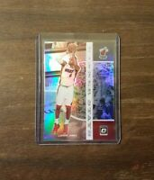 Lebron James 2019-20 Donruss Optic Silver Holo Winner Stays Miami Heat