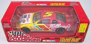 1996 Racing Champions 1:24 TERRY LABONTE #5 Kellogg's Chevrolet Monte Carlo