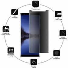 Privacy Case Friendly Tempered Glass Screen Protector For Samsung Galaxy Note 8