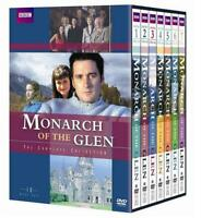 MONARCH OF THE GLEN: The Complete Collection DVD 18-Disc Box Set Region 1 for US