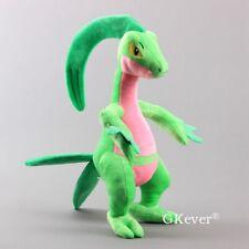 Pokemon Center Grovyle Plush Doll Treecko Evolution Stuffed Kids Toy 13'' Gift