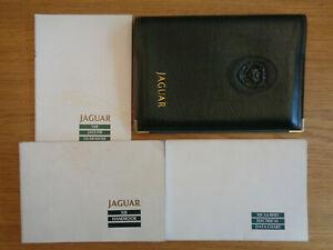 Jaguar XJS Owners Handbook Manual and Pack