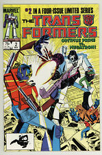Transformers 2 - Copper Age Classic - High Grade 9.4 NM