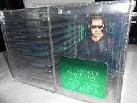 The Ultimate Matrix Collection Limited Edition Collector's Set Neo Bust DVD NEW