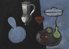Gourds, 1915, HENRI MATISSE, Expressionism, Fauvism Art Poster