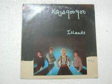 KAJAGOOGOO ISLANDS RARE LP RECORD vinyl 1984 INDIA INDIAN ex