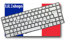 Clavier Fr AZERTY Sony Vaio VGN-NW20SF/S VGN-NW20ZF/S VGN-NW20ZF/T VGN-NW21EF/S