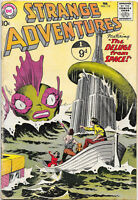 Strange Adventures #113 DC Comics 1957 Carmine Infantino F