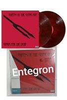 Songs For The Deaf Queens Of The Stone Age Red Black Marble 2x Vinyl LP VMP