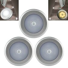 6 LED Wireless PIR Auto Motion Sensor Infrared Night Light Cabinet Stair Lamp