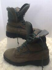 Goretex Combat Boots Belleville Light Brown Men's 8.5 Vibram Soles