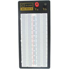 1 St Experimentierboard Steckbrett Breadboard hochwertige Qualität 1380 Kontakte