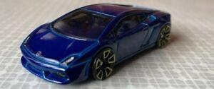 Hot wheels Diecast Toy Car - Lamborghini Gallardo LP 560-4