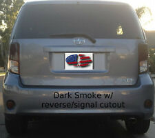 11-2015 Scion XB PreCut Smoked Tail Light & Rear reflector Overlay tint film set