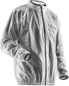 Thor MX ATV Rain Jacket Clear Coat L