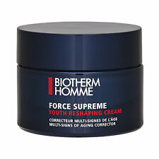Biotherm Homme Force Supreme Youth Reshaping Cream 1.69oz,50ml Men Anti-Age Firm