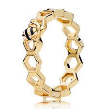 New Authentic PANDORA SHINE Limited Edition Honeybee Ring 167116EN16
